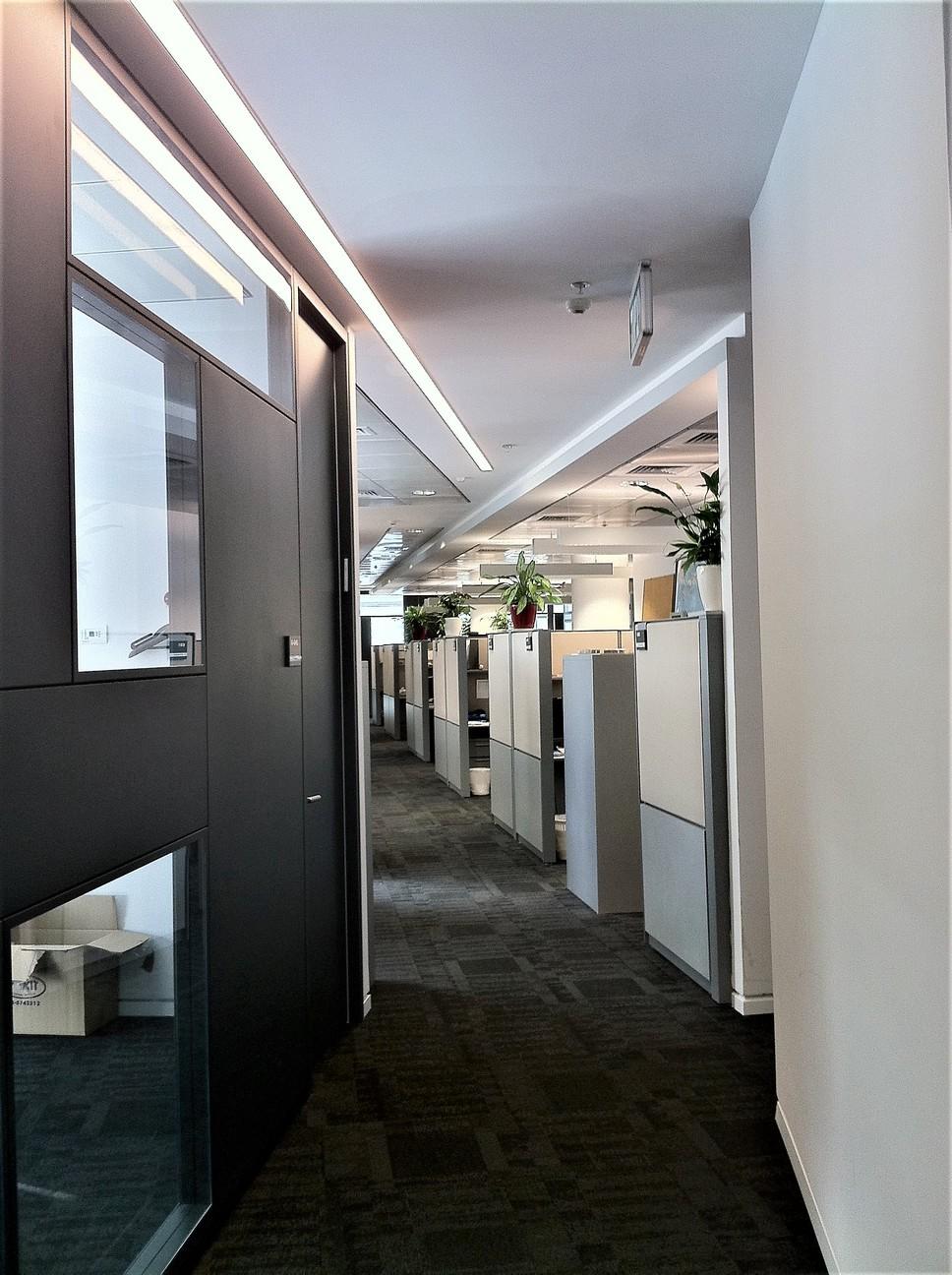 עיצוב משרדי היי טק במלאנוקס