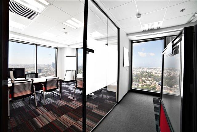 משרדי F5 תל אביב