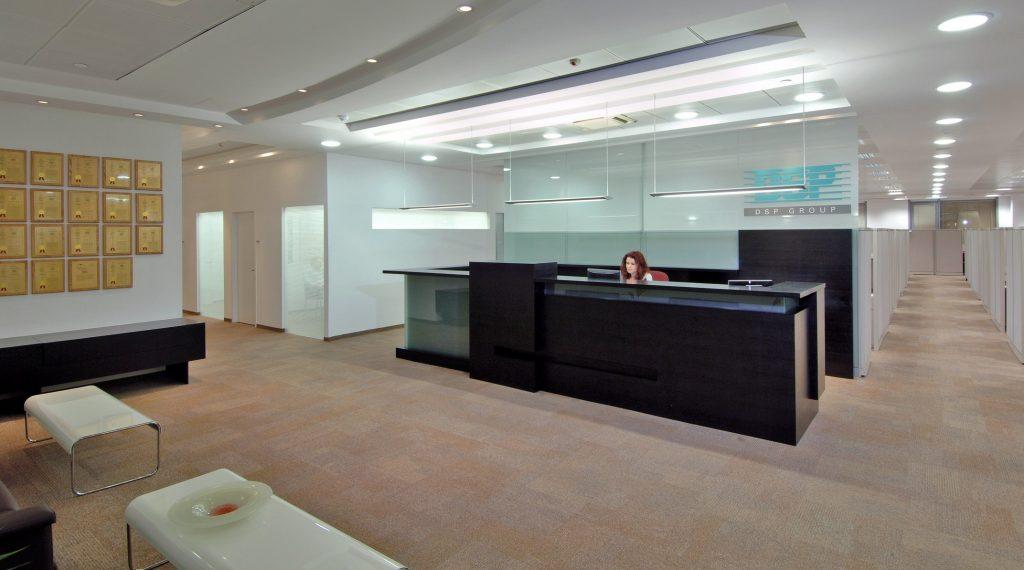 משרדי די אס פי גרופ, הרצליה