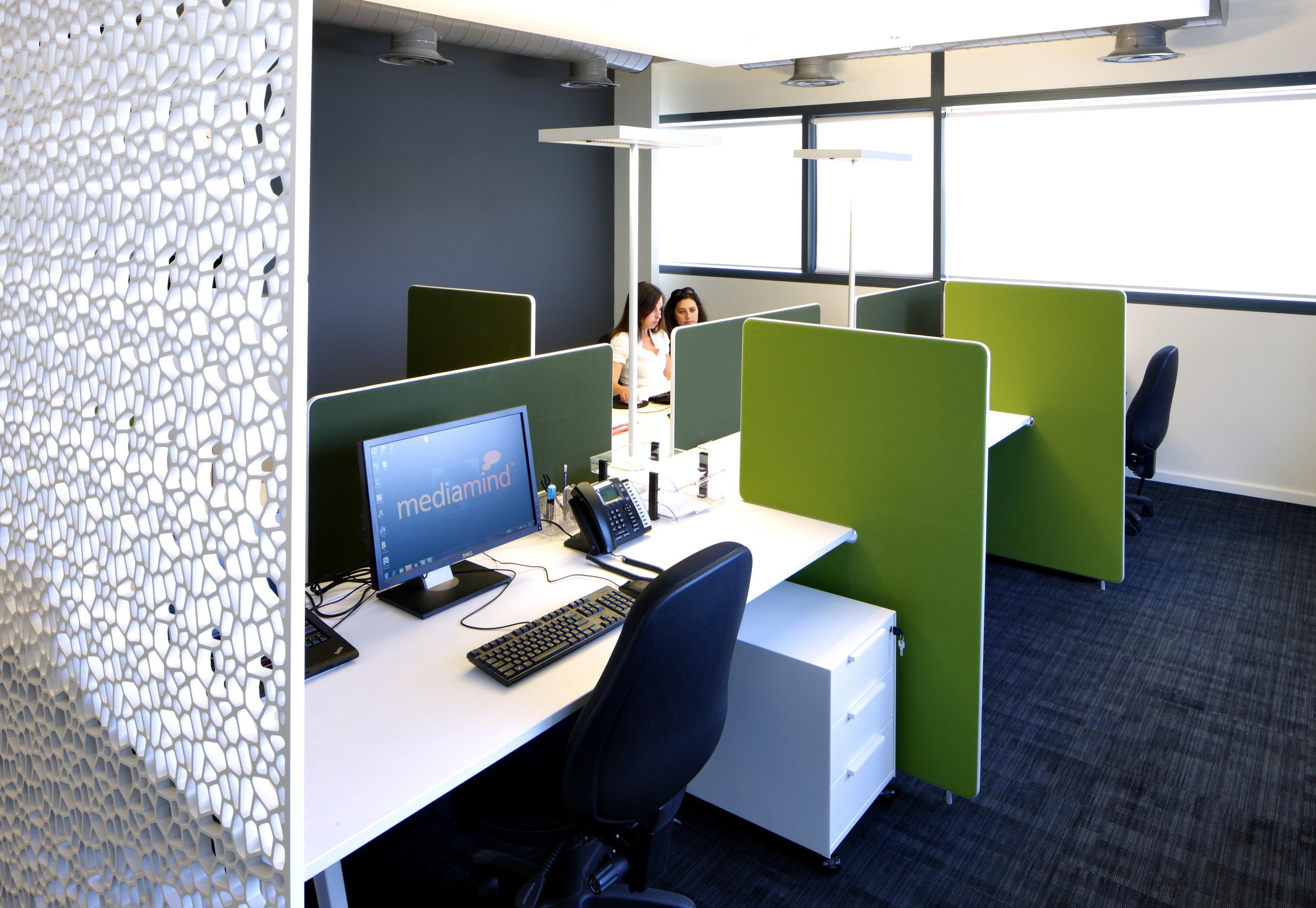 עיצוב משרדים הייטק - סיזמק הרצליה