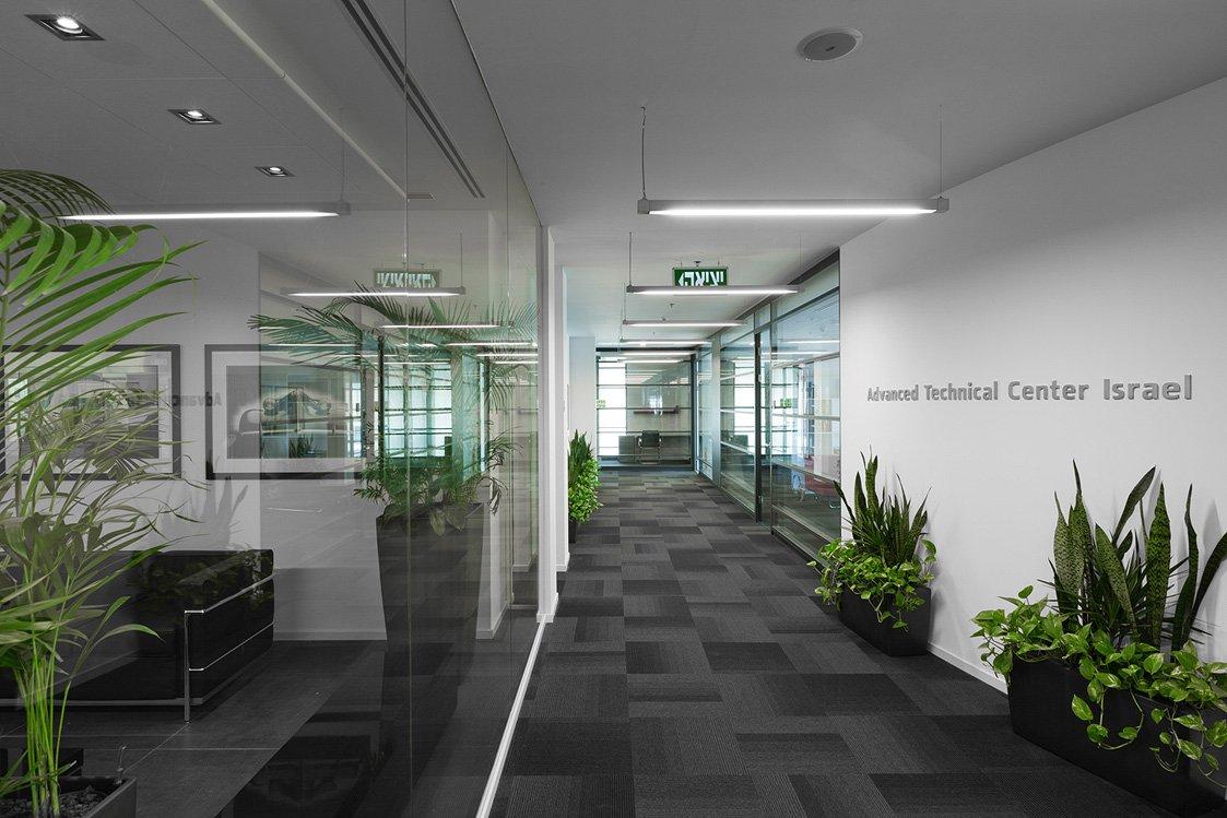 תכנון משרדים בסגנון open space