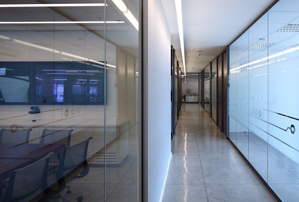 משרדי טליט ווירלס סולושיונס - תכנון דונסקי אדריכלים