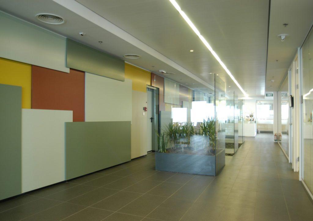 אדריכלות משרדים לחברת IBM