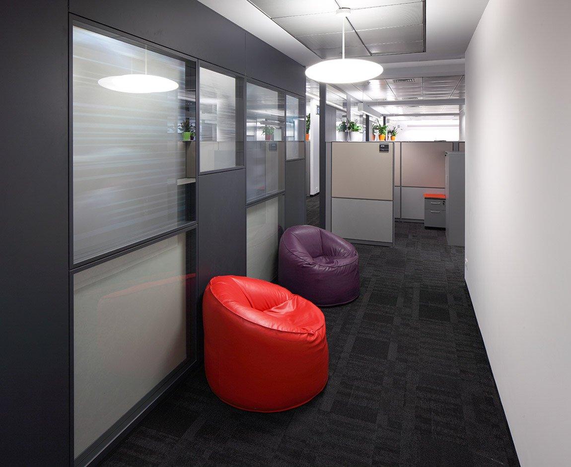 מסדרון במשרדי מלאנוקס