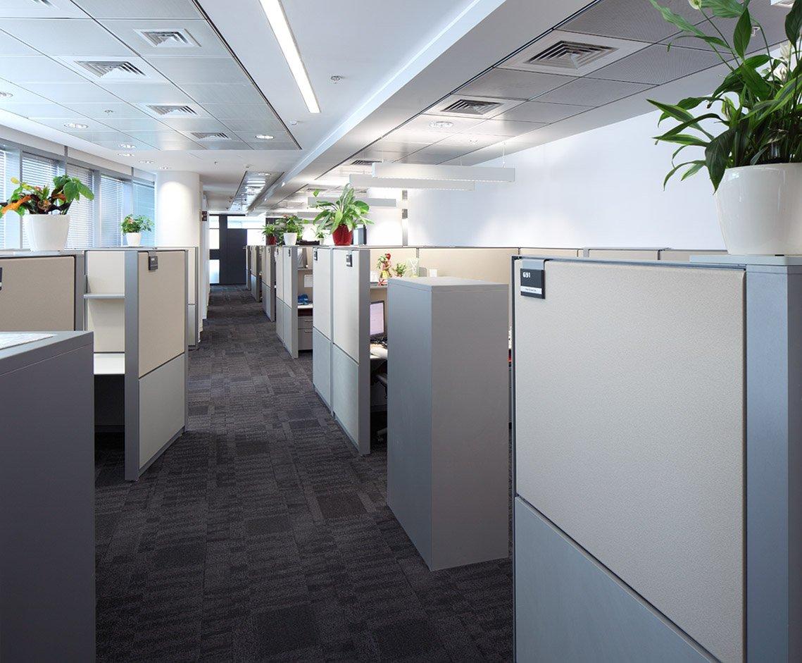 עיצוב חלל עבודה במשרדים