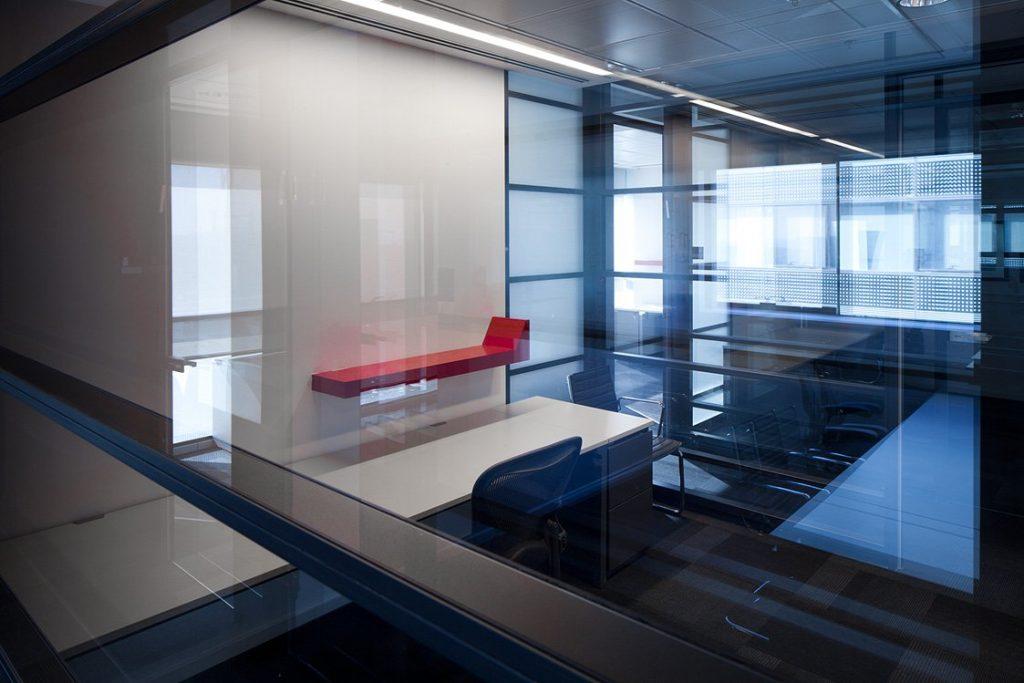 עיצוב משרדים open space לגנרל מוטורס