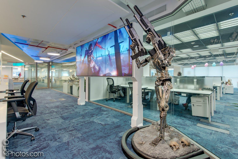 Plarium offices-1