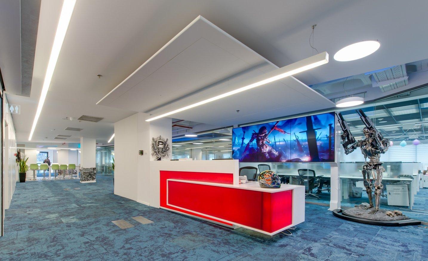 Plarium offices
