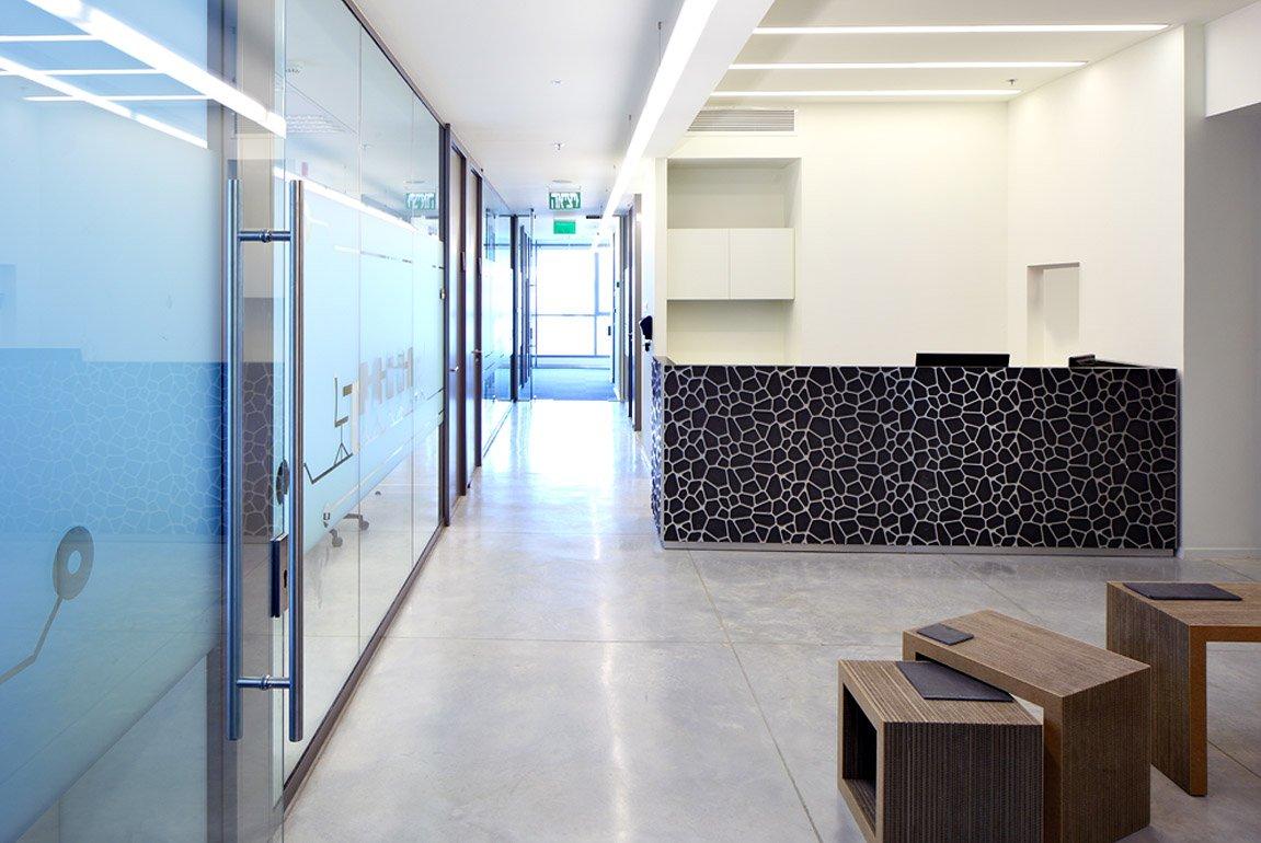 תכנון משרדים של חברת טליט ווירלס סולושיונס