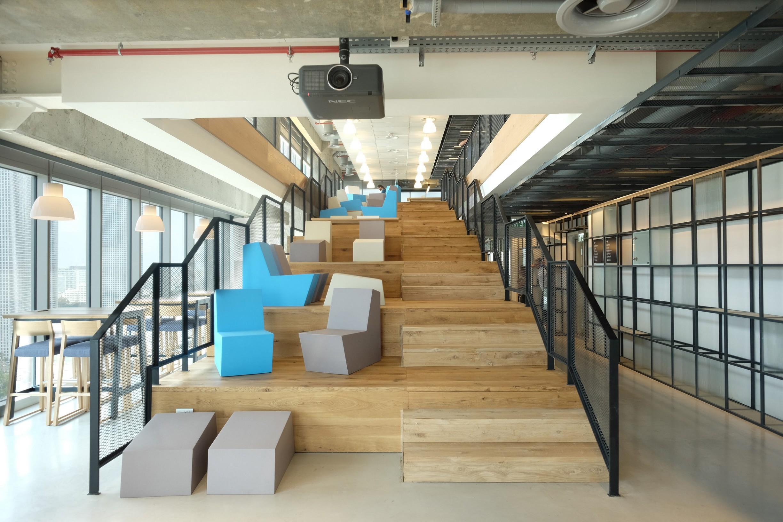 עיצוב משרדים הייטק לווויז