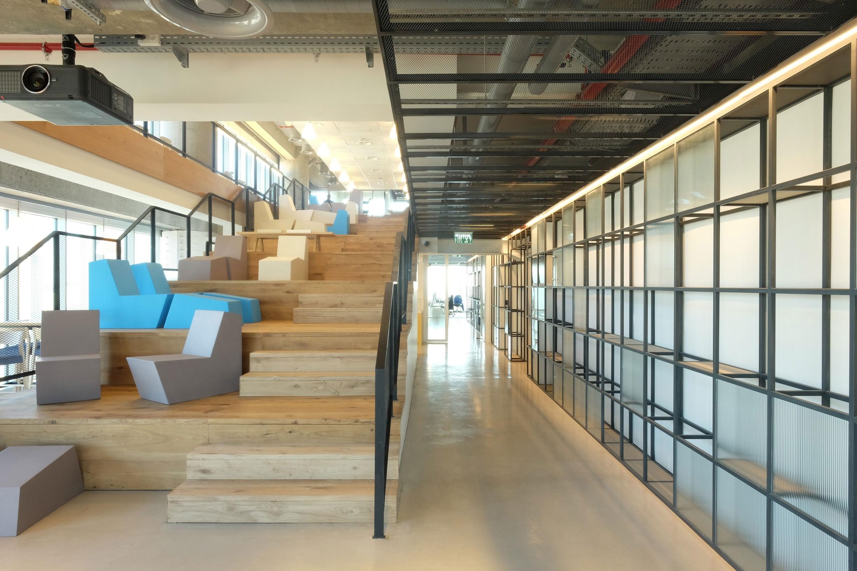 עיצוב פנים משרדים לחברת גוגל