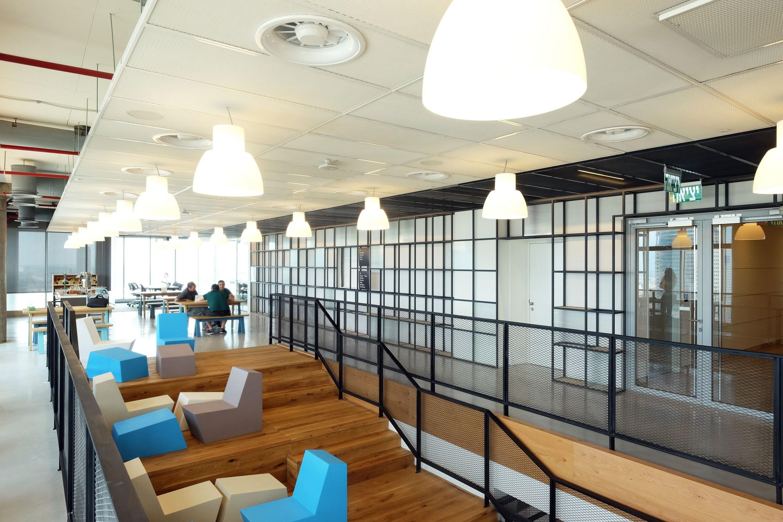 תכנון משרדים של גוגל ווויז