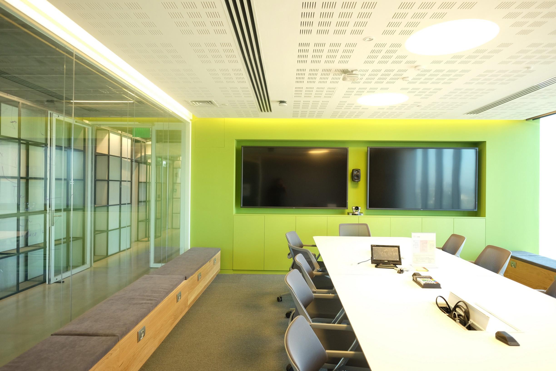 עיצוב משרדי סטארט אפ של וויז