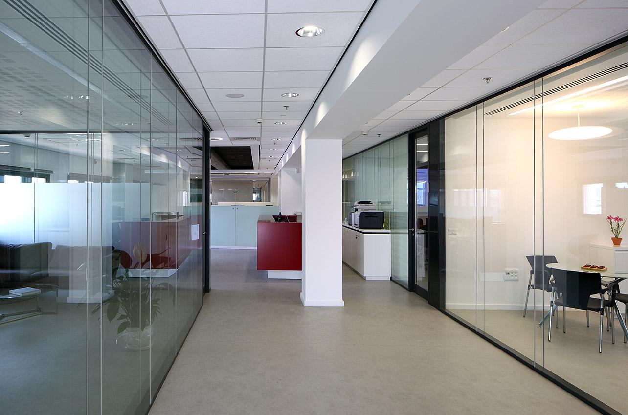 עיצוב משרד מודרני ליוניליבר באיירפורט סיטי