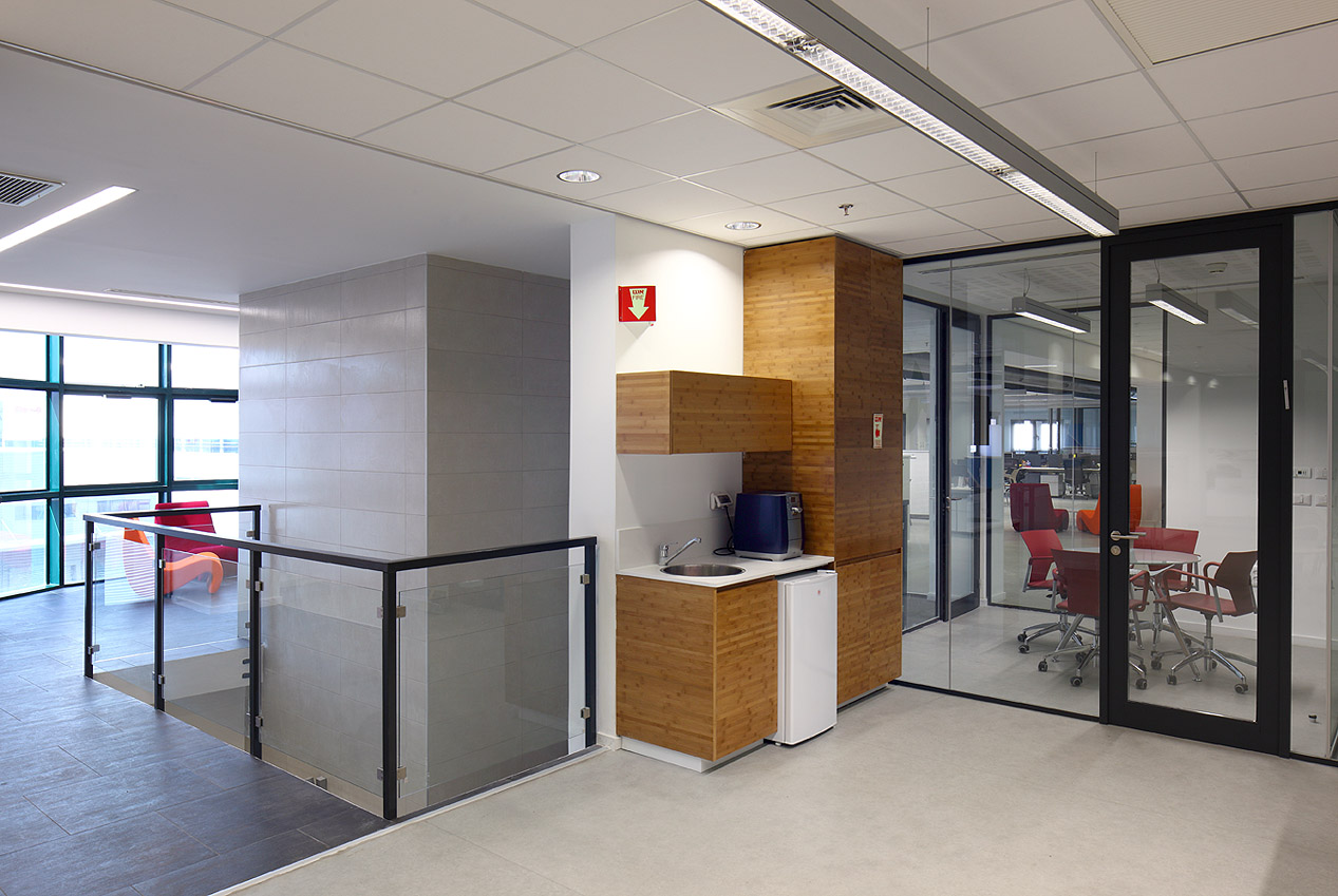 עיצוב אדריכלי בחברת יוניליבר