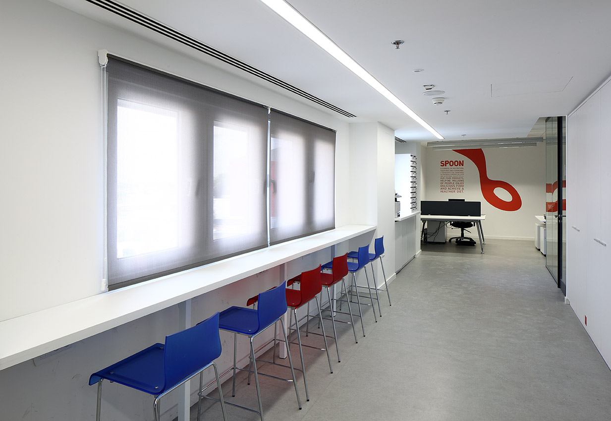 משרדי יוניליבר - איירפורסט סיטי