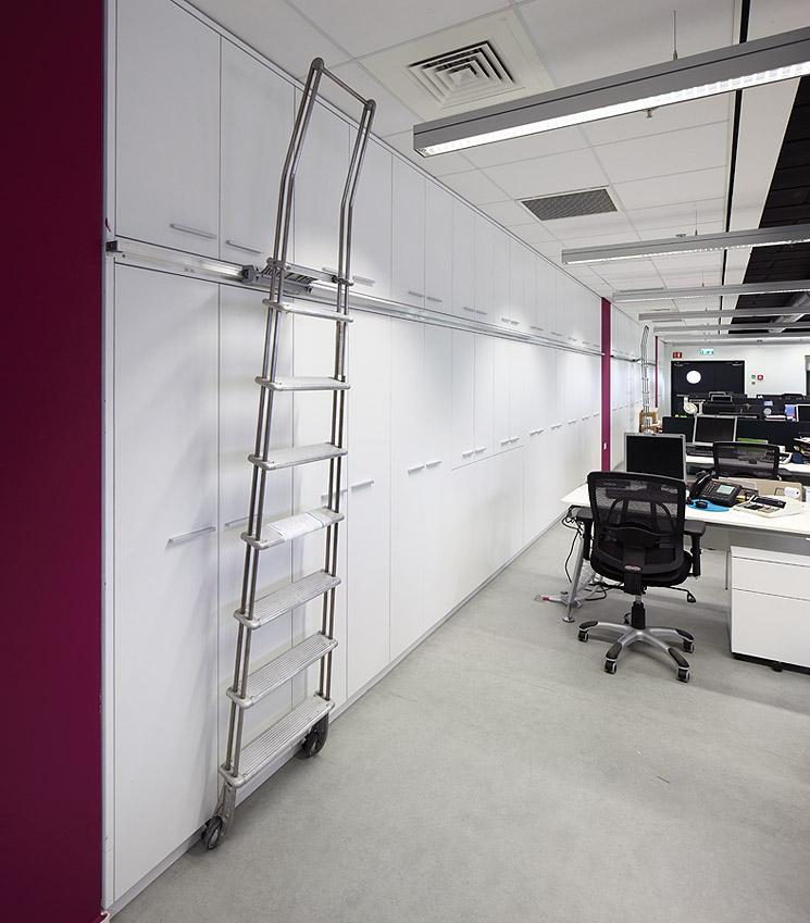 עיצוב משרד על ידי משרד אדריכלים