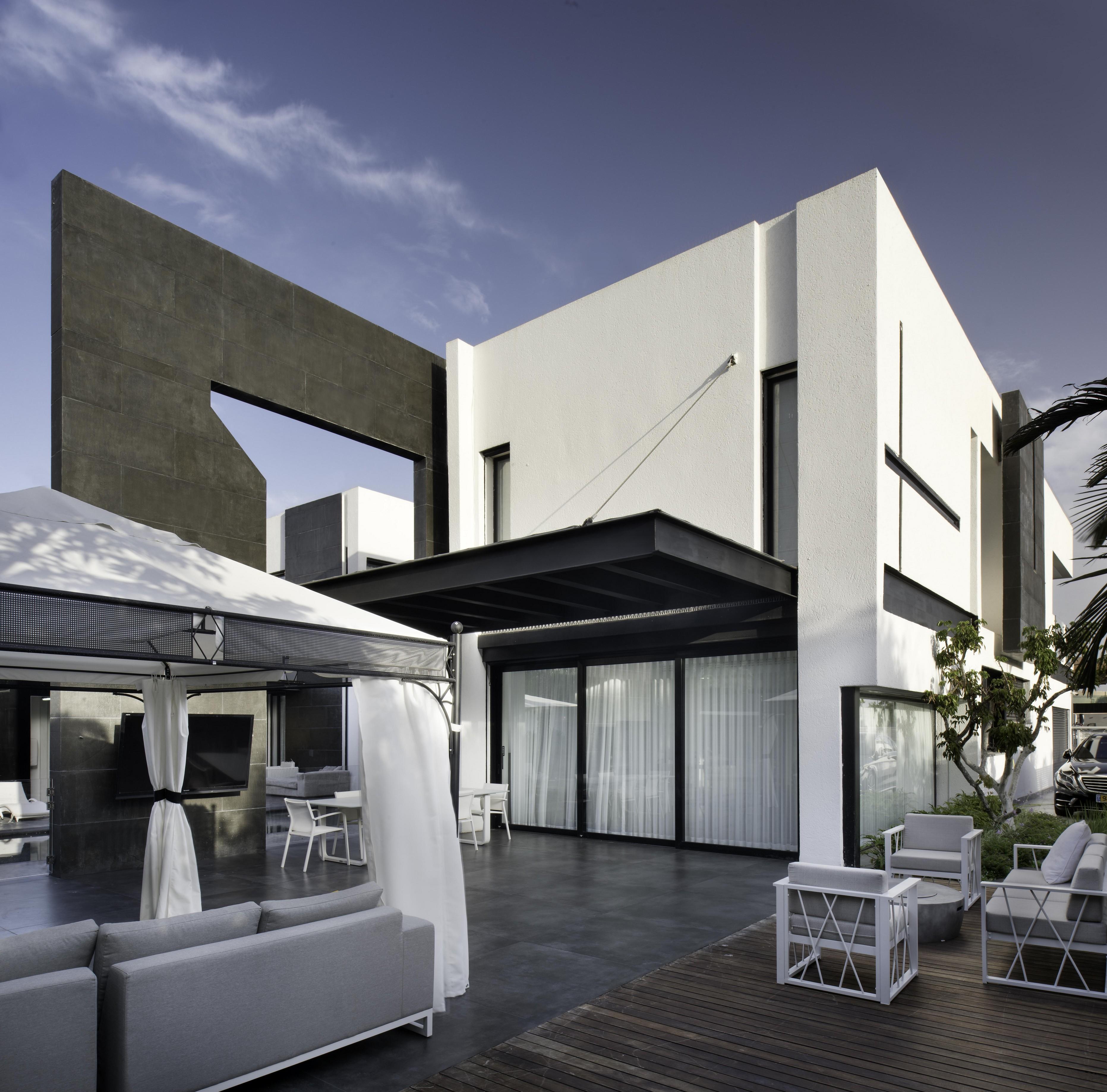 תכנון בית OBE, קיסריה