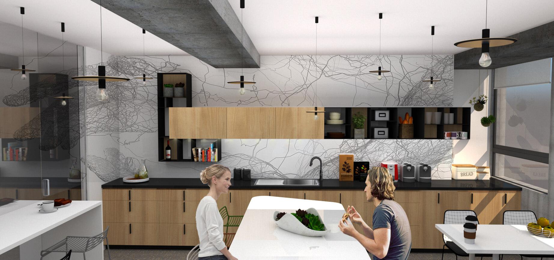 Edwards small kitchen