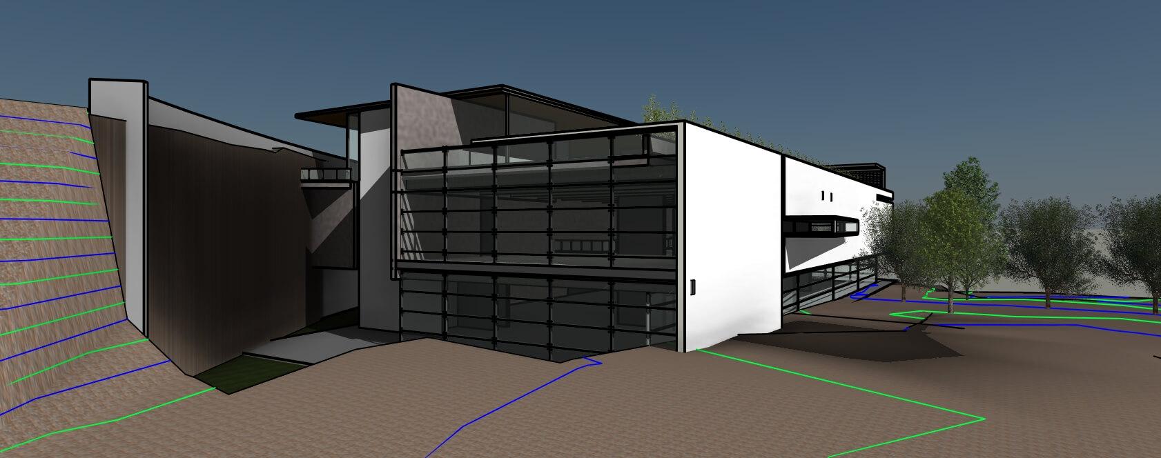 RZ-3D-new-3D-View-חזית-דרומית