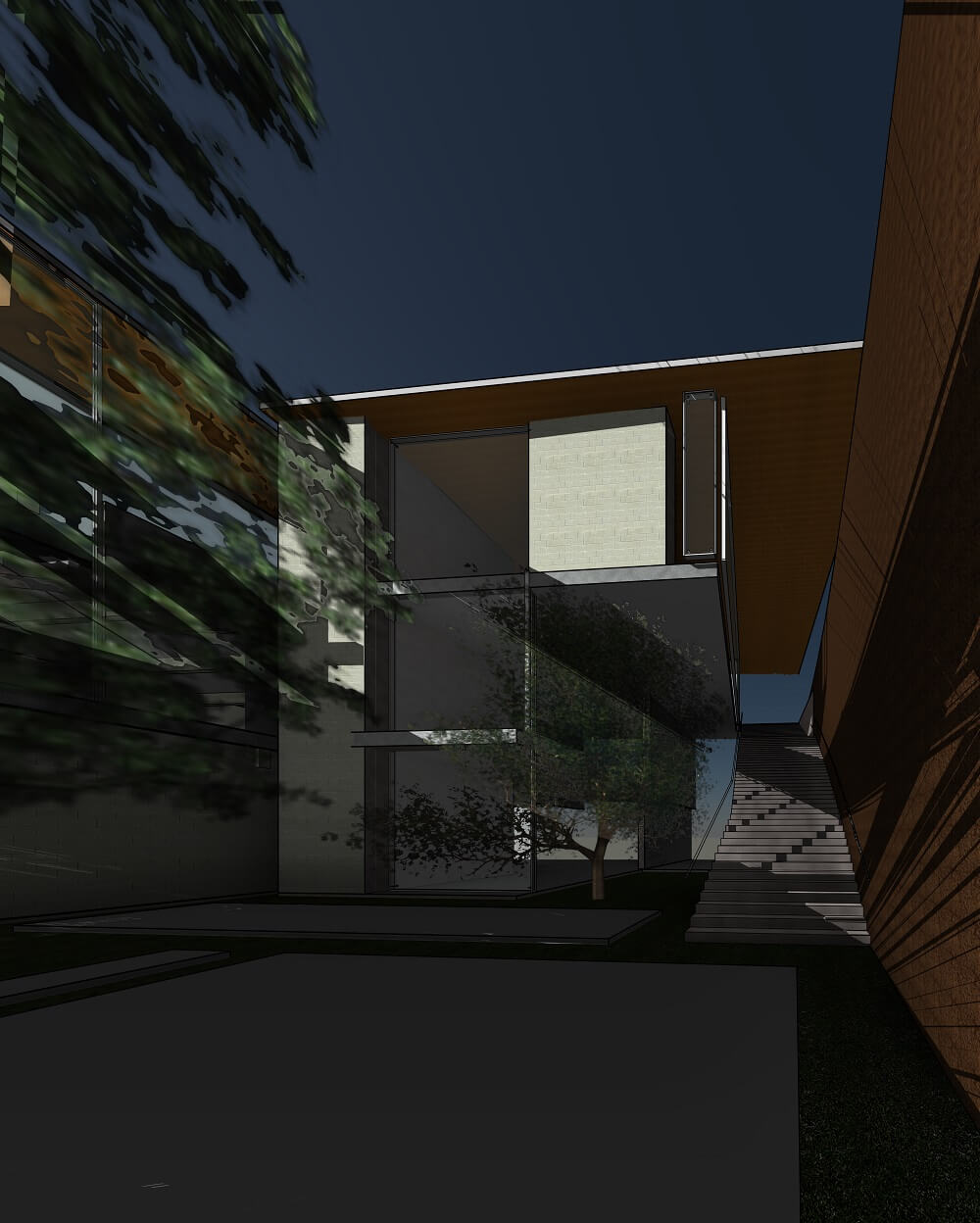 RZ-3D-new-3D-View-מבט-אל-מדרגות-רחבת-רחבעם