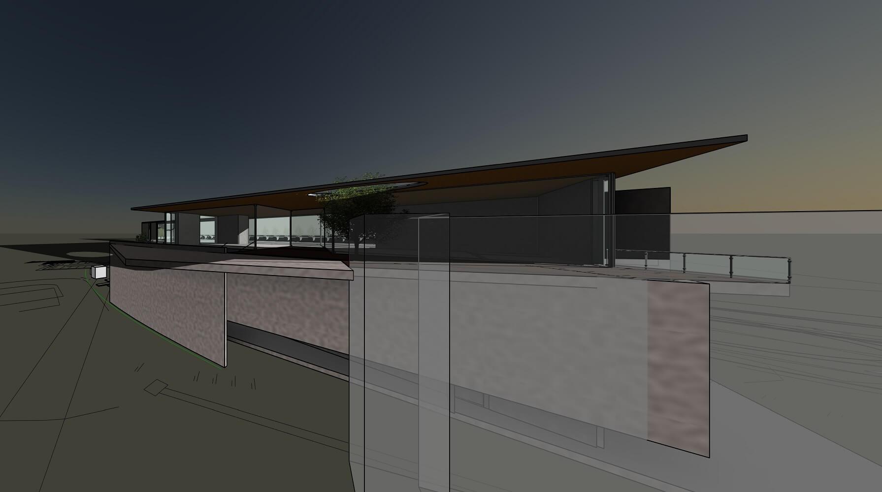 RZ-3D-new-3D-View-מבט-כניסה-מכוון-צפון-מערב