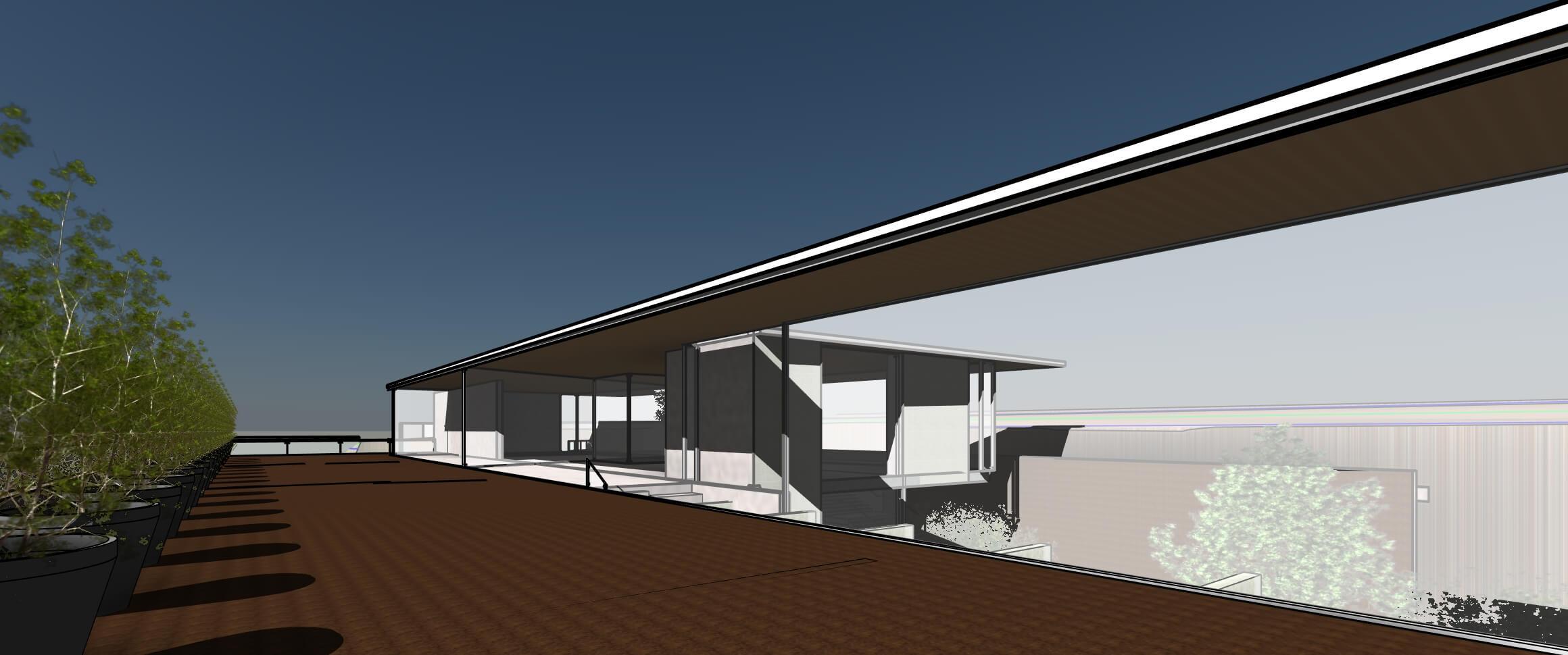 RZ-3D-new-3D-View-מרפסת-גג-מבט-לכוון-מערב