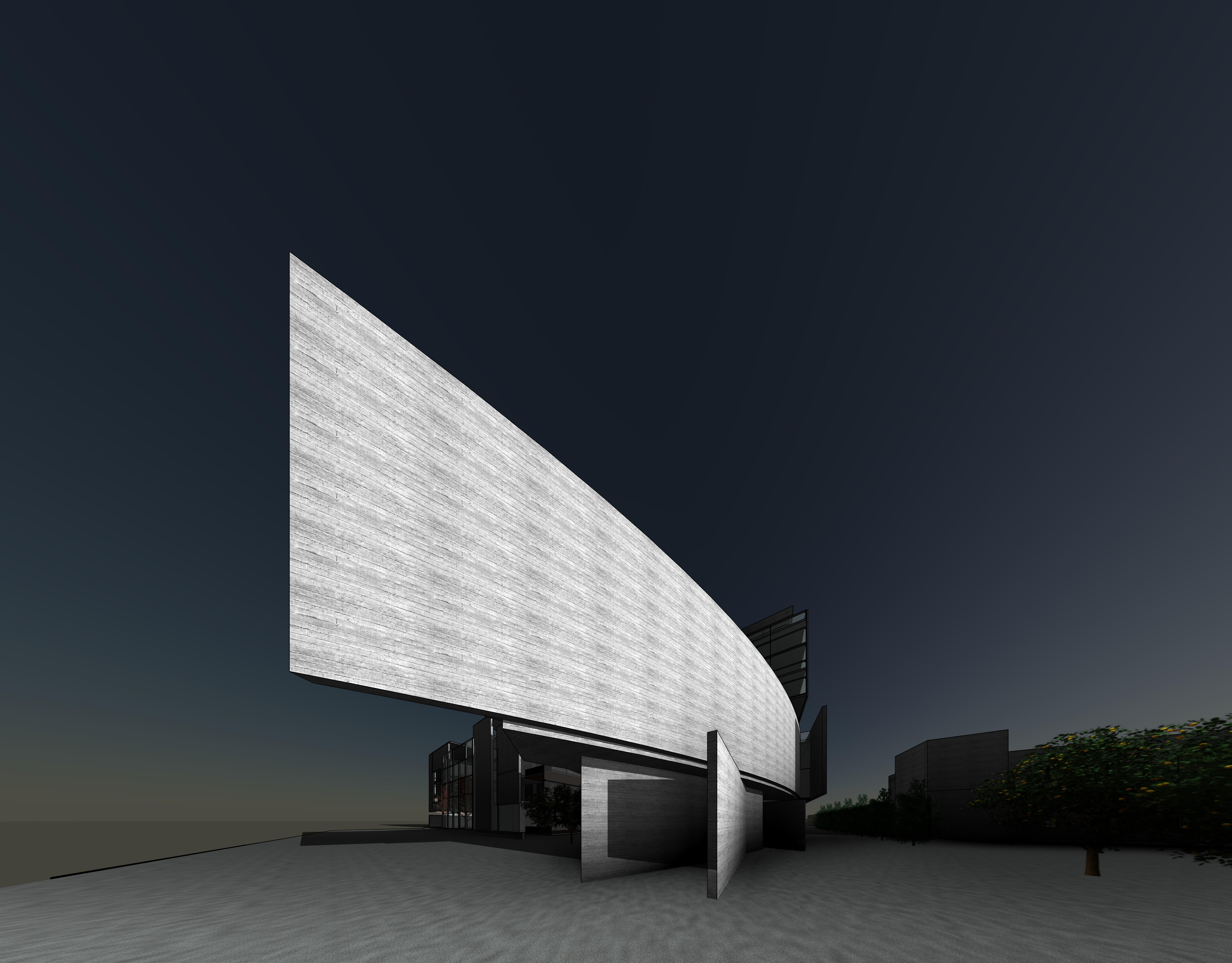 SHAPIR NZ 2018 - 3D View - מבט 13