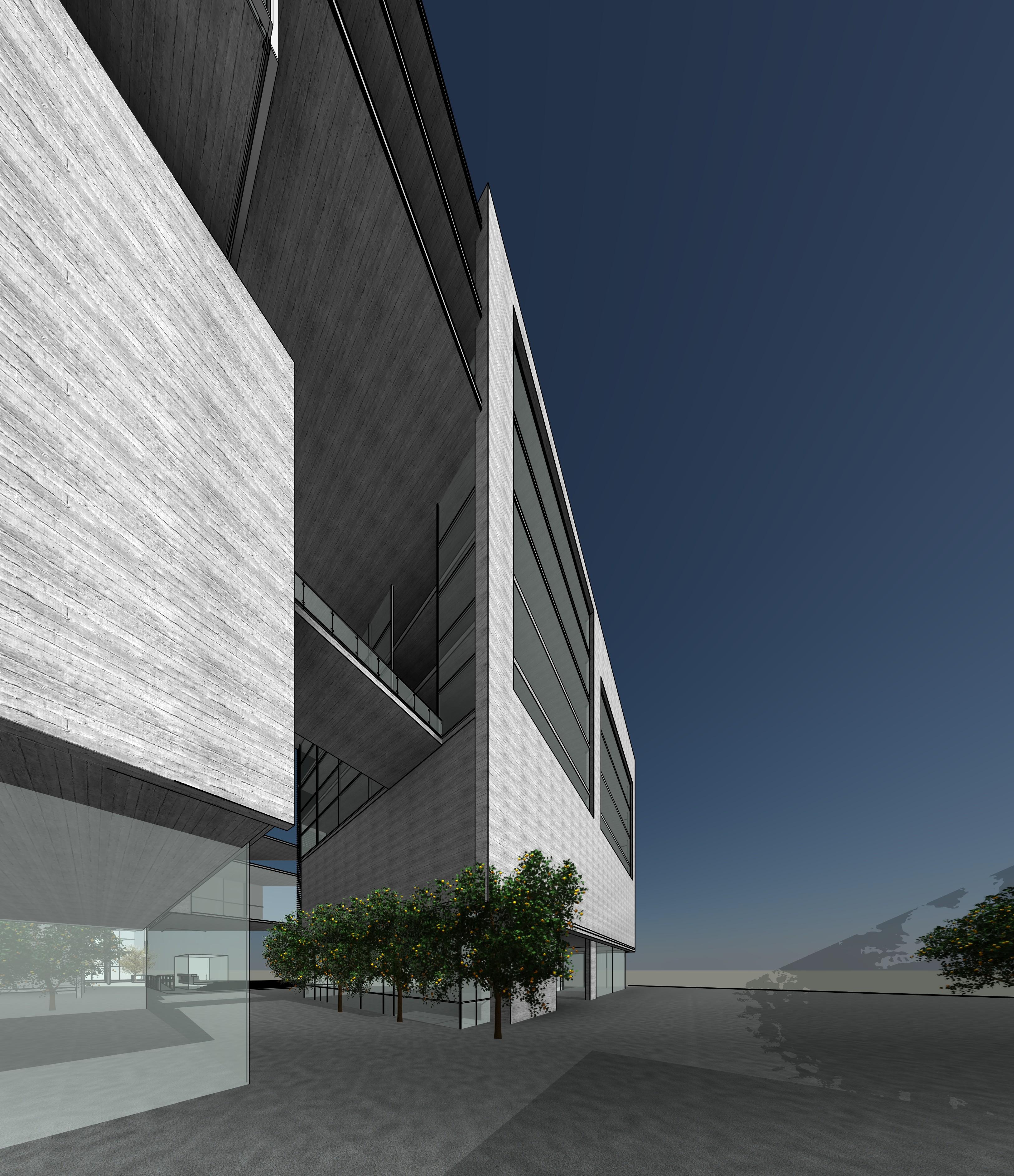 SHAPIR NZ 2018 - 3D View - מבט 15