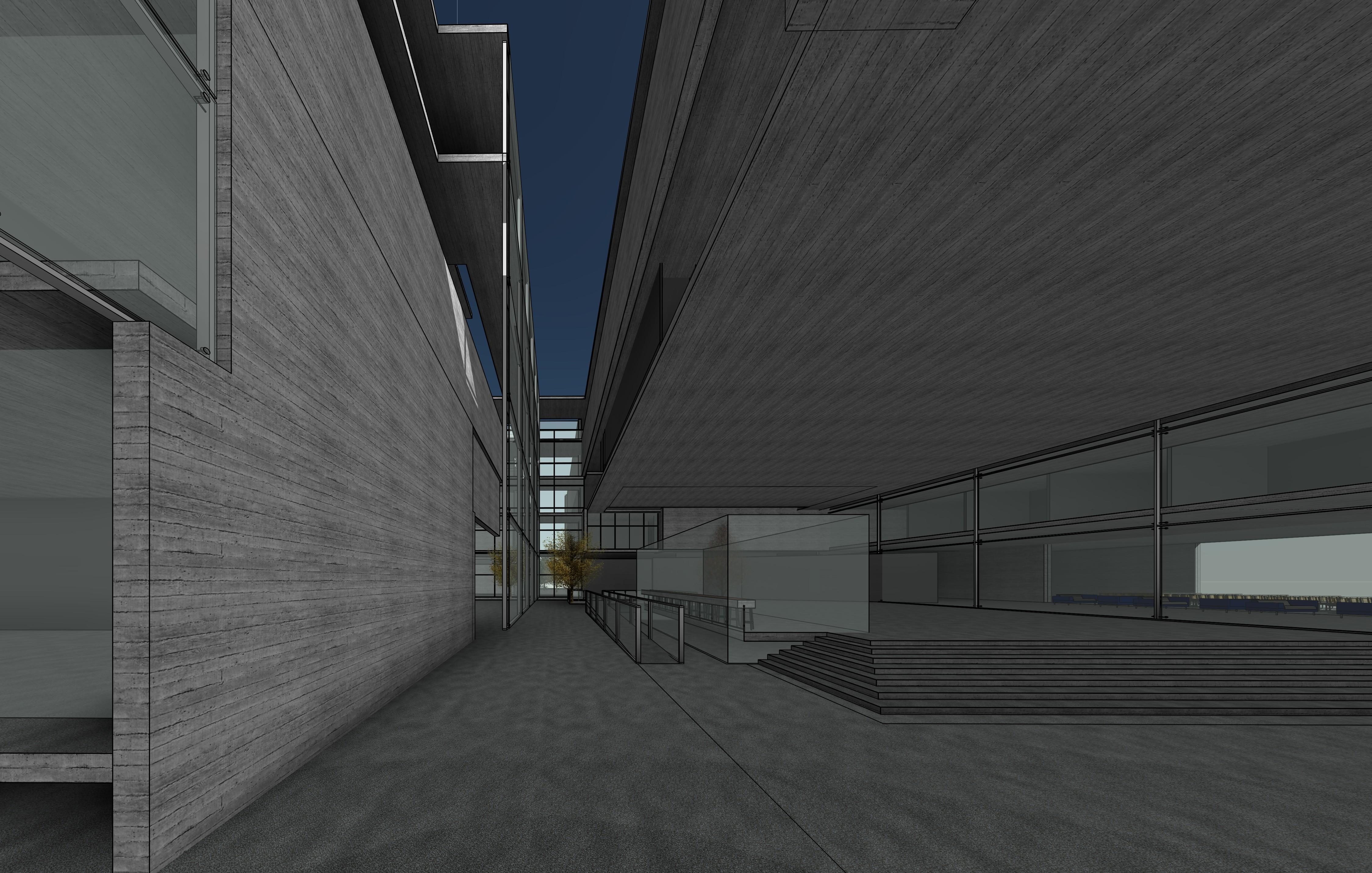 SHAPIR NZ 2018 - 3D View - מבט 4